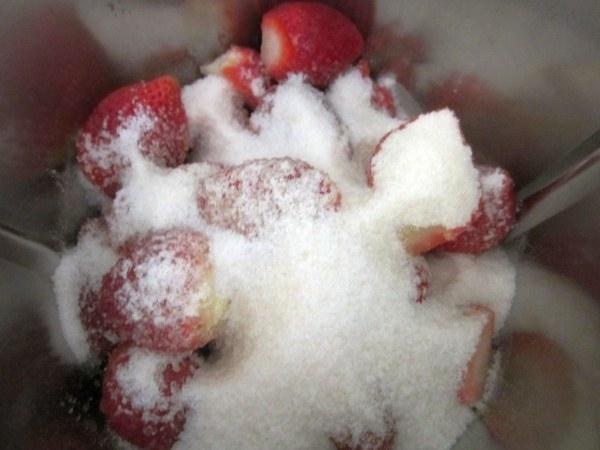 Erdbeer Spargel Konfitüre