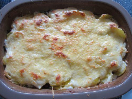 gyros lasagne